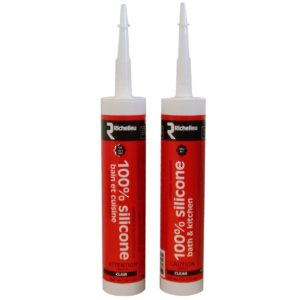 Kitchen and Bathroom Silicone Sealant