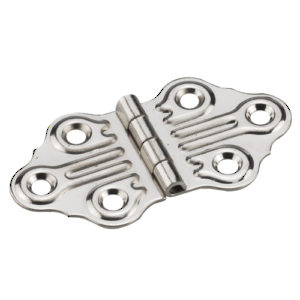 Decorative Butterfly Hinge - 431