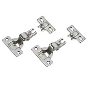 Screw-On Euro Hinges