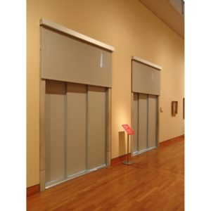 KN Crowder Come-Along System for Multiple Doors