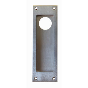 Flush Pull/Handle (for Use with Cylinder) - Square Style