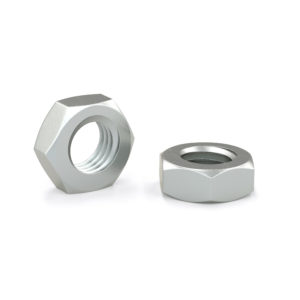 Machine Screw Hex Nut - Zinc