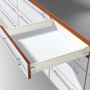 Series 320M-C34V METABOX Single Extension Side Drawer Panels