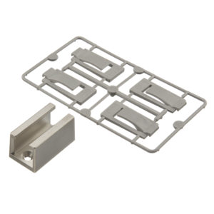 Rattle-Proof Bottom Guide for 8-10-12-(12.7) mm Glass