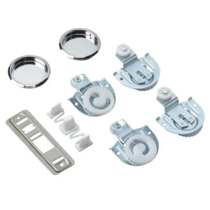 Bypass Door Hardware Kit