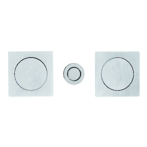 Magnetic Handles with Front Pull - 89059