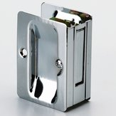 Pocket Door Pull - Small Rectangular