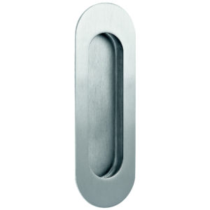 Oval Concealed Flush Handle