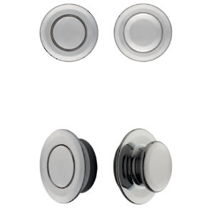 Recessed Magnetic Handle with Knob