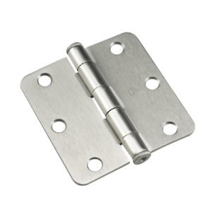 "3"" Full Mortise Butt Hinge - 1/4"" Radius"