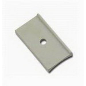 Aluminum Radius Plate for Glass Railing Clamps