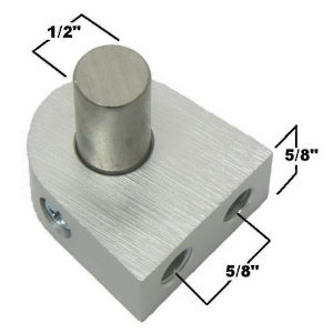 Zimmcor Top Door Pivot