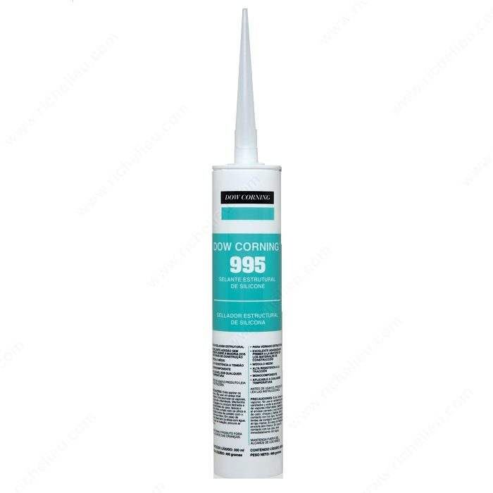 Dow Corning® 995 Silicone Structural Sealant - Onward Hardware