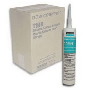Dow Corning® 1199 Silicone Glazing Sealant