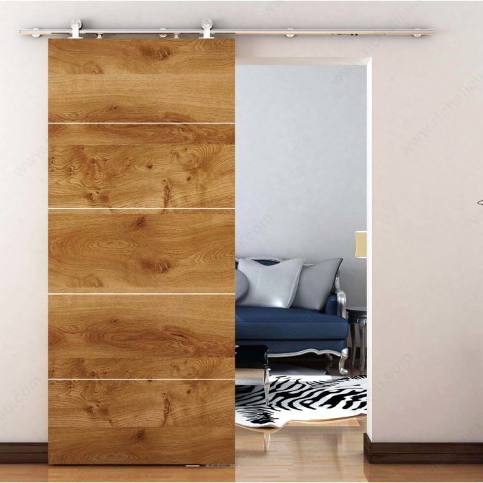 The Studio Barn Door Style Kit With Integrated Soft Close