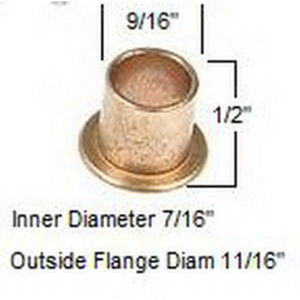 Aluminex Brass Replacement Bushing
