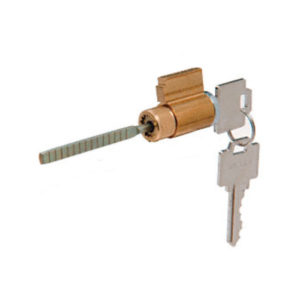 Lock Cylinder With Keys