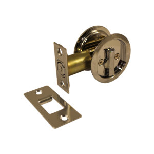 Pocket Door Pull   Round