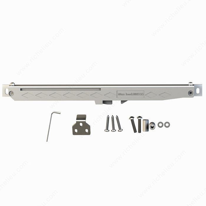 Soft Close Mechanism For Sliding Door Onward Hardware