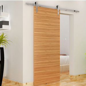 The Zenitude Contemporary Barn Door Set