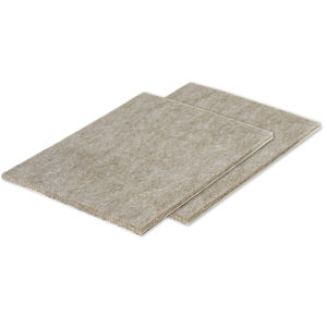 ECO FELTAC® - Beige Cut-out Sheet Felt Pads