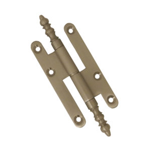Decorative Paumelle-type Split-hinge