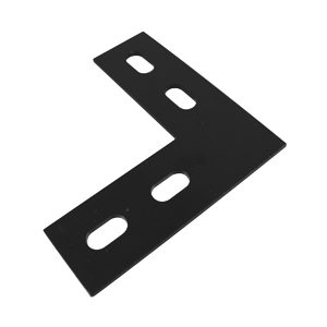Slightly Adjustable Flat Corner Plate
