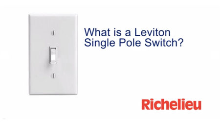 What is a Single Pole Switch?