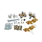 Pocket Door Hardware Kit, Classic Mount