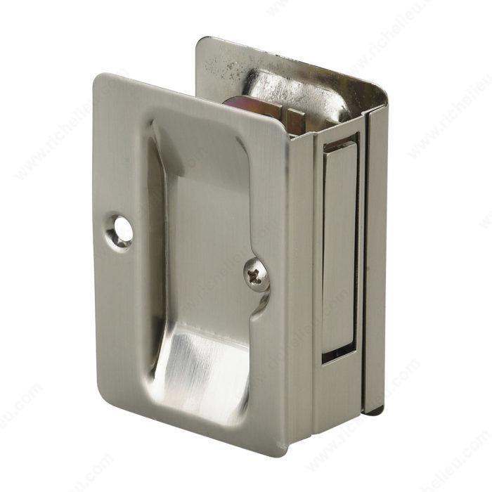Pocket Door Pull Rectangular Onward Hardware
