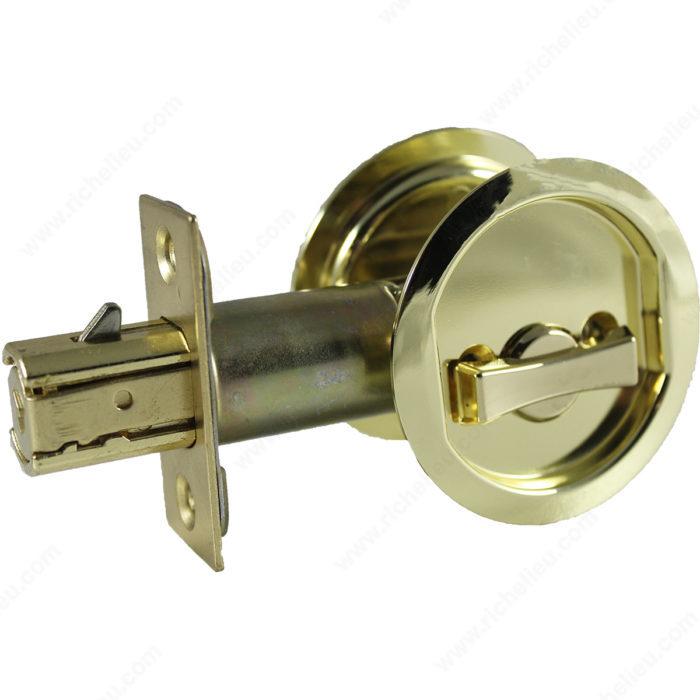Poign e pour porte escamotable ronde quincaillerie onward - Four a porte escamotable ...