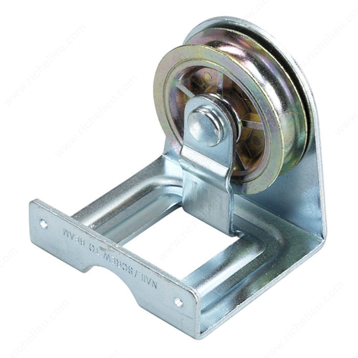 Joist Mount Single Pulley Onward Hardware