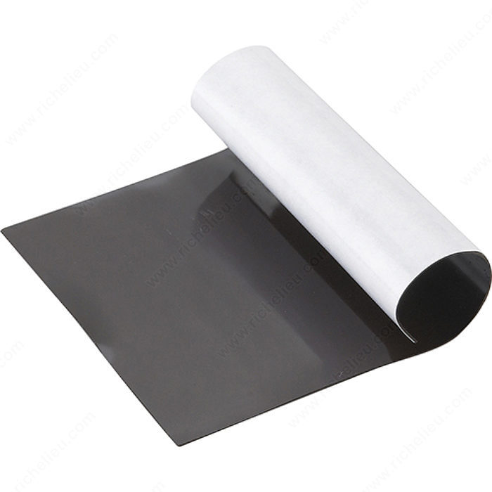 Flexible Magnetic Sheet With Adhesive Backing Onward