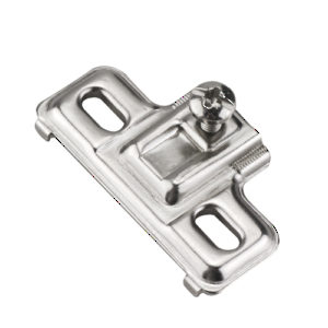 Screw-On Euro Hinge Mounting Plate