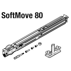 SoftMove Soft-Close Mechanism