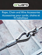 Rope, Chain and Wire Accessories