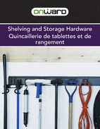 Shelving and Storage Hardware