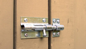 Security Hardware & Padlock