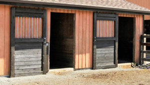 Farm and Commercial Hardware for Exterior Sliding Doors