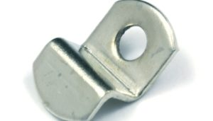Support and Retainer Clips for Glass and Mirror Installation