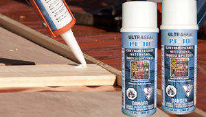 Cleaners and Solvents for Sealants and Caulking