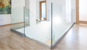Total Vision Glass Railing